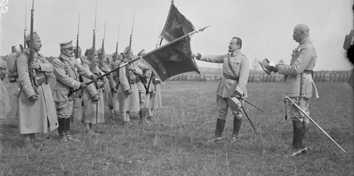 101 lat temu powstała Armia Błękitna