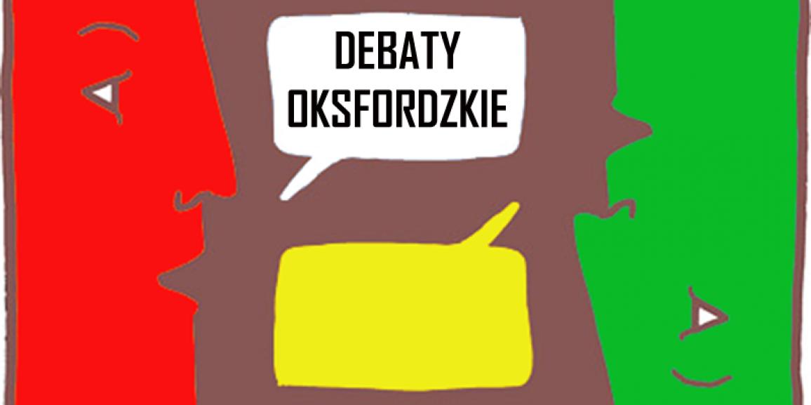 Zapraszamy na finał debat oksfordzkich do Instytutu Europejskiego